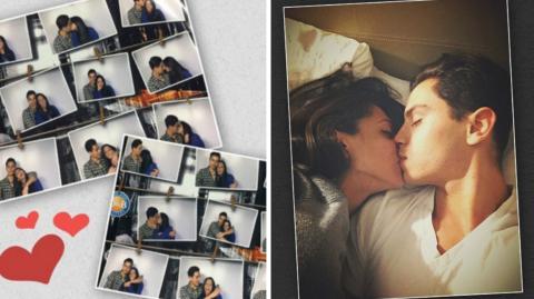 Sie verfolgt ihren Lieblingsschauspieler 5 Jahre lang hartnäckig mit ihrer Liebe... Jetzt sind sie ein Paar!
