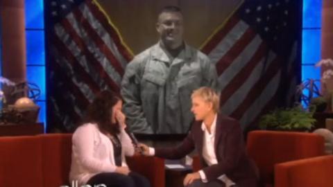 Diese Frau hat ihren Mann, einen Soldaten, seit Monaten nicht mehr gesehen. Das, was in der TV-Show passieren wird, ist unglaublich