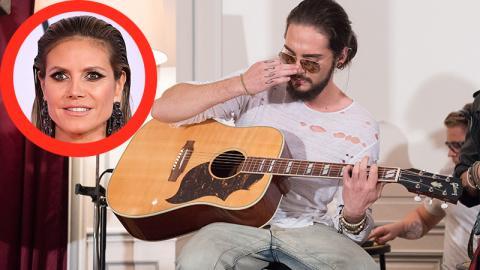 Heidi Klum: Damit gefährdet sie jetzt Toms musikalische Zukunft