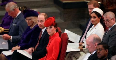 Zoff bei den Windsors? Meghan und Harry folgen Kate und William nicht mehr auf Instagram!