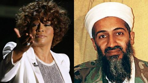 Enthüllung: Osama bin Laden hatte Unglaubliches mit...Whitney Houston vor!