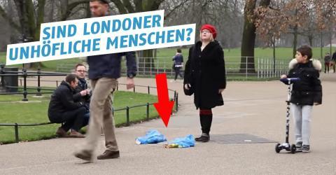 Sind Londoner wirklich so unhöflich wie angenommen?