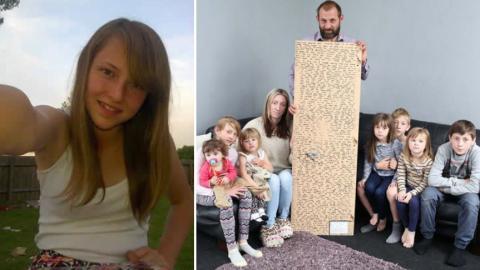 Ihre 13-jährige Tochter starb an Krebs. Sie machen eine unglaubliche Entdeckung in ihrem Zimmer.