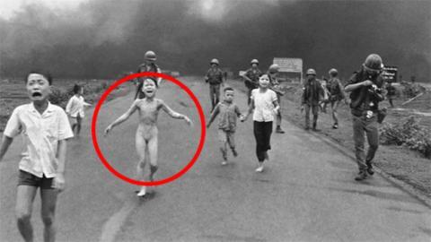 Was wurde aus dem berühmten Napalm-Mädchens dieser Aufnahme von Nick Hut?