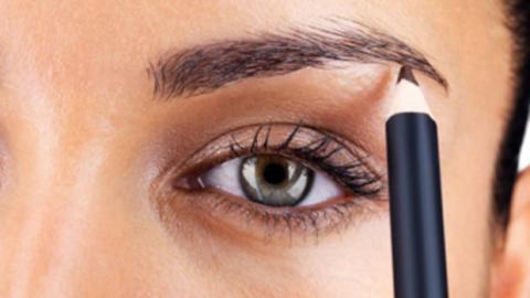 Das Tutorial für perfekt betonte Augenbrauen!