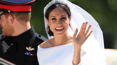 Enthüllt: Meghan Markle soll Cannabis an ihre Hochzeitsgäste verteilt haben