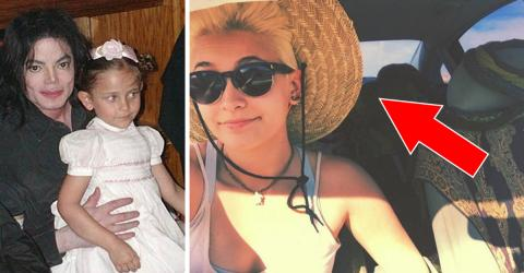 Paris Jackson: Das Selfie von Michaels Tochter lässt alle durchdrehen