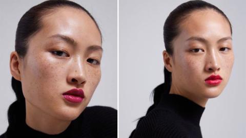Lippenstift-Kampagne von Zara sorgt für Empörung