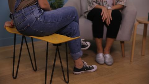 DIY: Stylische Sitzbank aus einem Skateboard
