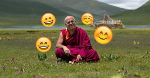 Der glücklichste Mensch der Welt verrät uns seine Geheimnisse