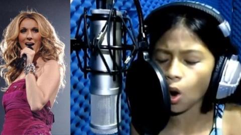 Dieses zehnjährige Talent singt wie Celine Dion, einfach unwiderstehlich!