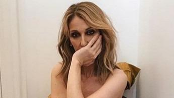 Céline Dion erscheint völlig nackt in der Vogue