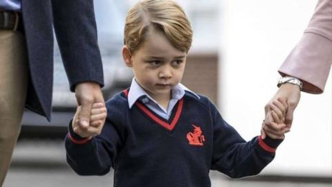Mit diesem Namen muss der kleine Prinz George in der Schule angesprochen werden