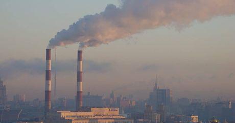 Neue Studie: Die Luft, die du atmest, ist gefährlich für deine Gesundheit