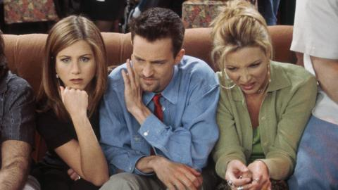 """Friends-Darsteller: """"Mir fiel es unglaublich schwer, mit Jennifer Aniston zu arbeiten."""""""