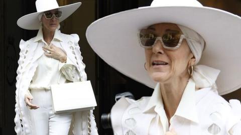 Céline Dion: Für ihren neuen extravaganten Look sind ihre beiden Söhne Eddy und Nelson verantwortlich!