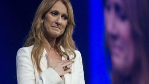 Das ist Céline Dions gefühlvolle Reaktion nach der Schießerei von Las Vegas