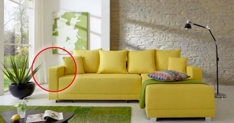 Laut einer Studie können Sofas krebserregende Stoffe enthalten