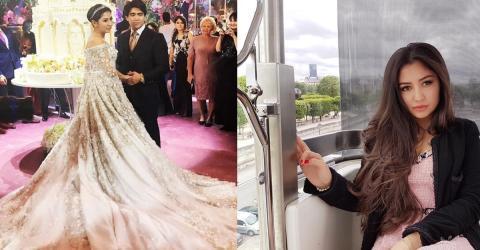 Hochzeit: Errätst du den Preis für das teuerste Brautkleid der Welt