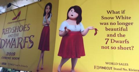Der Trailer einer südkoreanischen Schneewittchen-Neuverfilmung sorgt für Polemik, weil er schlanke Frauen verherrlicht!