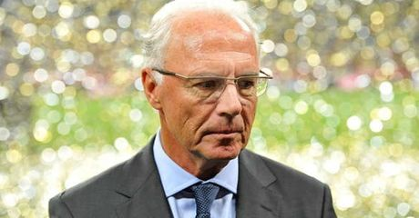 Große Sorge um Franz Beckenbauer