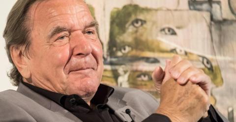 Gerhard Schröder plant seine 5. Hochzeit