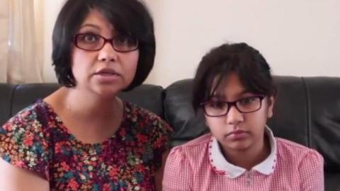 Dieses Mädchen hat eine seltsame Krankheit: Es muss an die 8.000 Mal pro Tag niesen!