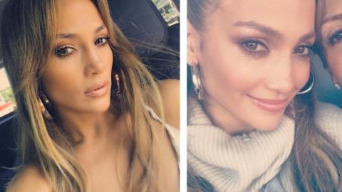 Jennifer Lopez: Dank diesem Bild wissen wir nun, von wem sie ihr tolles Aussehen geerbt hat!