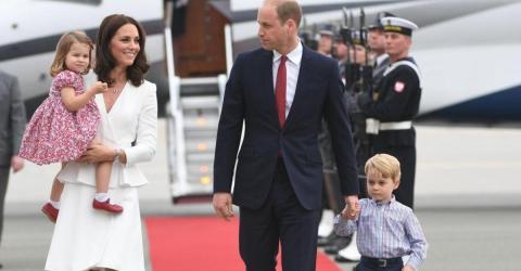 Aus diesem Grund halten William und Kate niemals Händchen!
