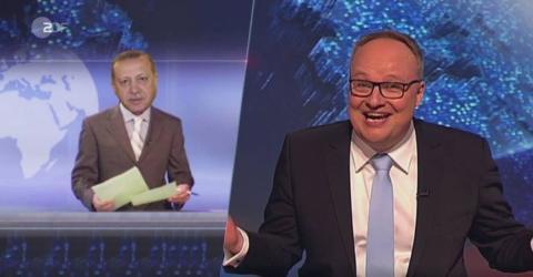 Heute Show: Oliver Welkes umstrittener Scherz sorgt für Diskussionen
