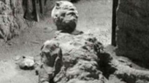 Der Masturbator von Pompei sorgt für Furore