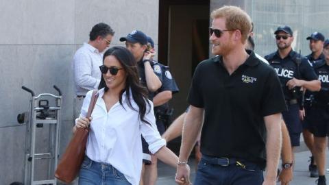 Prinz Harry und Meghan Markle pfeifen auf die Regeln der Queen