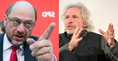 Nach üblem Scherz über Schulz: Gottschalk vor Rückzug