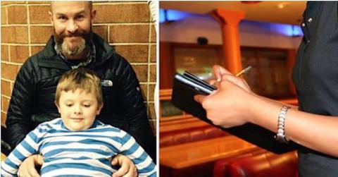 Sein Vater setzt seine Frau und seine beiden Kinder vor die Tür... 30 Jahre später begegnet er einer Kellnerin, die ihm bekannt vorkommt!