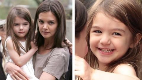 Suri Cruise: Die Tochter von Tom Cruise und Katie Holmes ist schon 11 Jahre alt!!