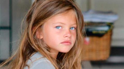 Thylane Blondeau: So schön ist das schönste Mädchen der Welt heute!