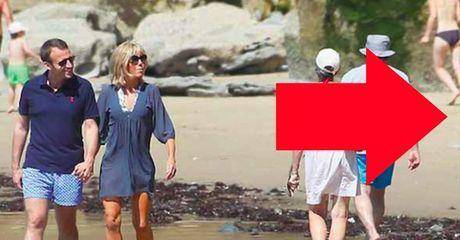 Emmanuel und Brigitte Macron: Ein Detail auf diesem Urlaubsfoto sorgt für viel Wirbel!