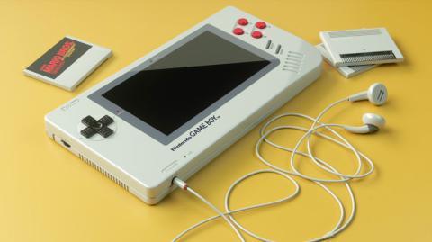 Nintendo: Der Gameboy 1UP, die Gameboy-Version 2015