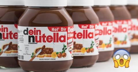 Wegen neuer Rezeptur sieht Nutella jetzt völlig verändert aus