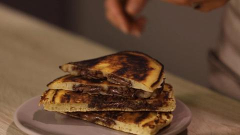 Leicht gemacht - Staffel 2 Folge 5: Leckere Nutella-Pancakes