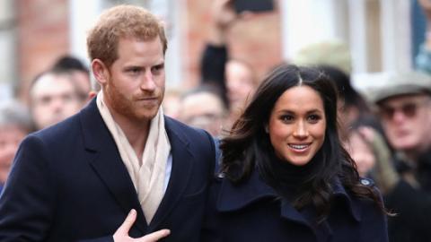 Prinz Harrys Hochzeit: In Windsor sind bereits fragwürdige Vorbereitungen im Gange