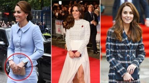 Warum hat Kate Middleton immer eine Clutch dabei? Der Grund ist wirklich erstaunlich!