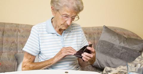 Wegen 70 Euro Schaden: 84-jährige Rentnerin muss für mindestens 3 Monate ins Gefängnis