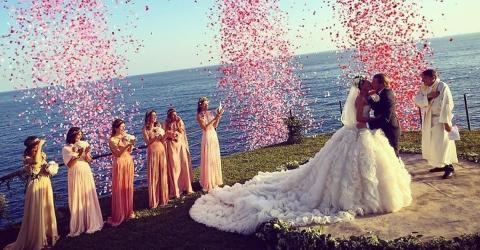 Giovanna Battaglia: Die Hochzeit einer Modeprinzessin