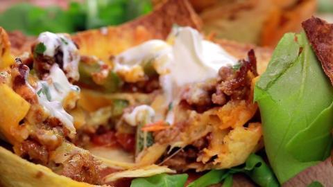 Rezept: Pikante Rindfleisch-Tacos