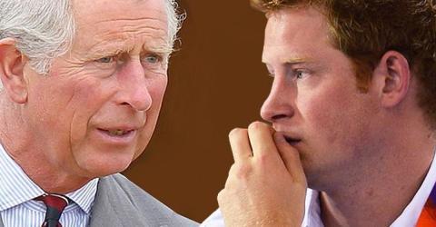 Prinz Charles ist seit Jahren enttäuscht von Harry