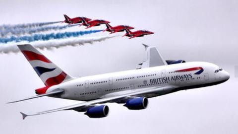 Der Airbus A380 ist das sicherste Flugzeug der Welt