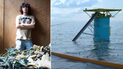 Boyan Slat: Dieser Holländer hat eine geniale Idee für unsere Ozeane