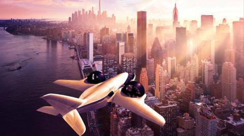 Der TriFan 600: Das Flugzeug der Zukunft, ein Mix aus Jet und Hubschrauber