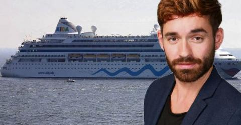 Küblböck-Drama: Passagiere sollen ihn an Bord in den Selbstmord getrieben haben!